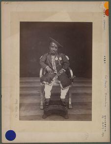Maharaja de Dhar