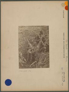 Groupe d'indigènes