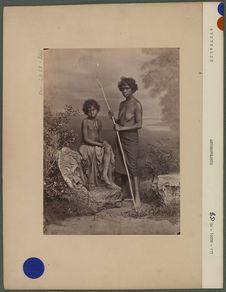 Femme et jeune fille