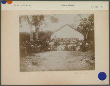 Groupe d'indigènes des Iles Loyalty