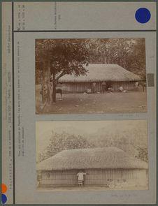 Case aux environs de Papeete