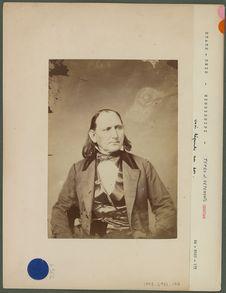 Colonel Pytehlynn, délégué des Chactas