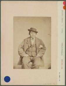 Baptiste Bumahu, métis Otoé-Yowa