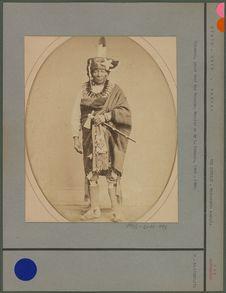 Kikoskuk, grand chef des Renards