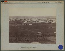 Johannesburg en 1890