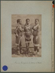Femmes indigènes