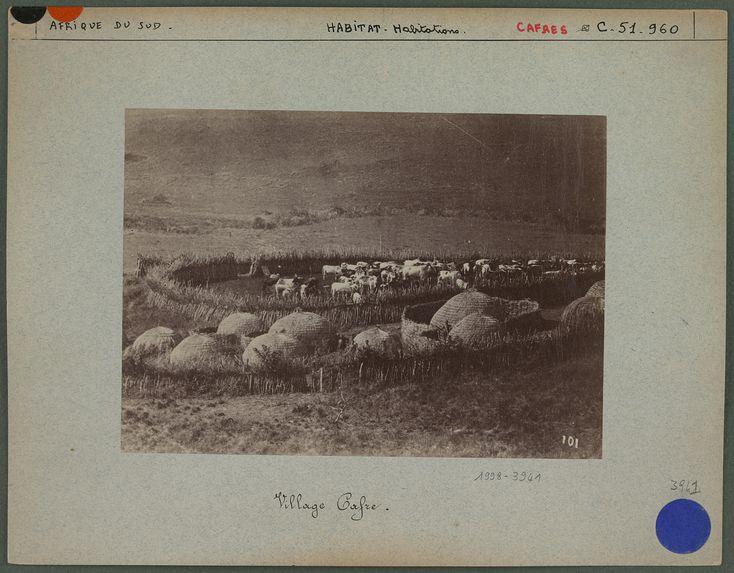 Village cafre