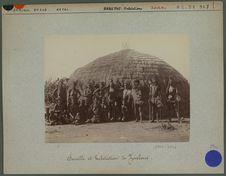 Famille et habitation de zoulou