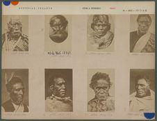 Maori de la Nouvelle Zélande