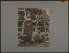 """Laotiennes vêtues du """"sin&quot"""