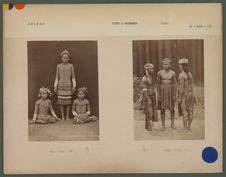Groupe de Dayaks
