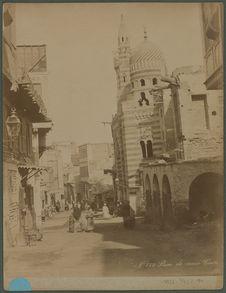 Une rue du Vieux Caire