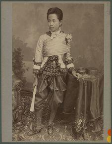 Première reine de Thaïlande