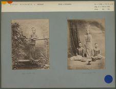Chanteuses attachées à la cour de Mandalay