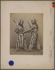 Les gladiateurs des cérémonies