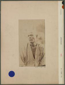 Type d'Okota, pagayeur