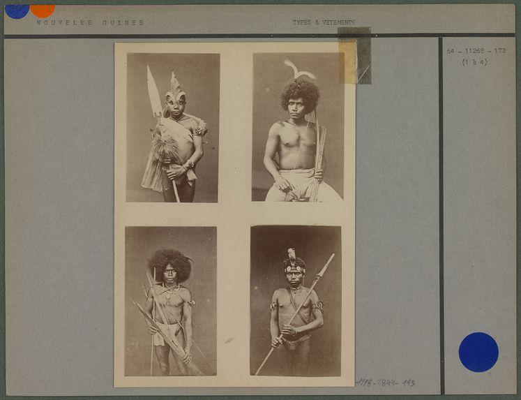 Types d'indigènes