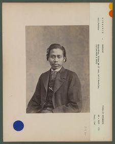 Mong-Miou, Birman, 21 ans, né à Mandalay