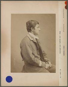Francisco Montenegro, 19 ans, né à Popayan