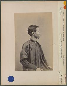 Simon Cua, 18 ans, Basse-Cochinchine