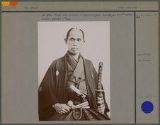 Mo-zowa-Skouta, domestique du 2e ambassadeur