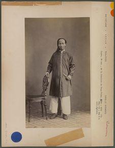 Guyen, 36 ans, Annamite né à Thua-Thien