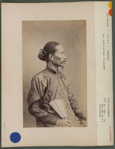 Tan, 30 ans, Annamite de Quang-Nam