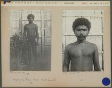 Negrito homme de Ragay