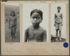 Petite fille Ifugao
