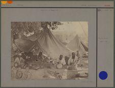 Campement de Tziganes