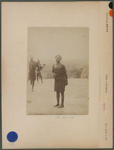 Femme Ogangala - Bassoundi