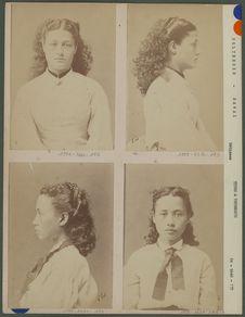 Demi-blanche, soeur de la précédente, née le 11 février 1852
