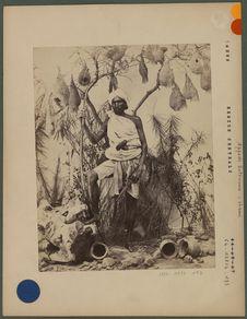 Meena, chasseur de l'Inde centrale