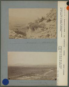 Takrouna, vue du Cellier de Dar el Bey