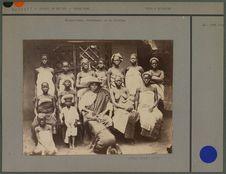 Padonou-Loco et sa famille