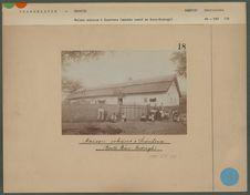Maison sokacze à Szantova