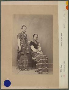 Femmes Shan, émigrées à Rangoon