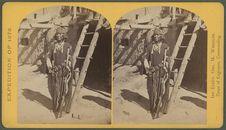 War Chief of the Zuni Indians