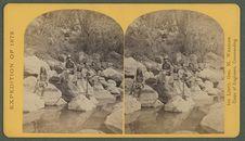 Coyotero Apache Scouts, at Apache Lake