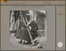 Arabe de la tribu des Ogedat