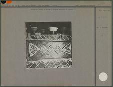 Palais du lamido de Garoua : cloison