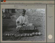 Montage d'un xylophone