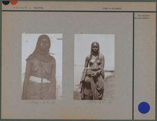 Jeune fille soudanaise