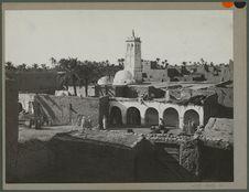 La mosquée où repose Sidi-Okba, conquérant arabe