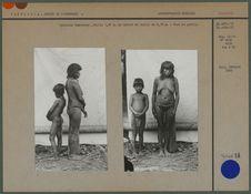 Indienne et jeune  Guaraouno