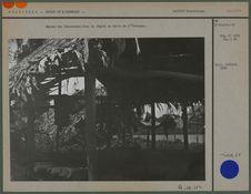 Hutte des Guaraounos