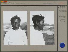Jeune chasseur eskimo