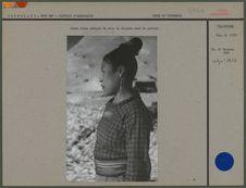 Jeune femme eskimo