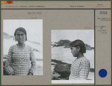 Jeune fille eskimo