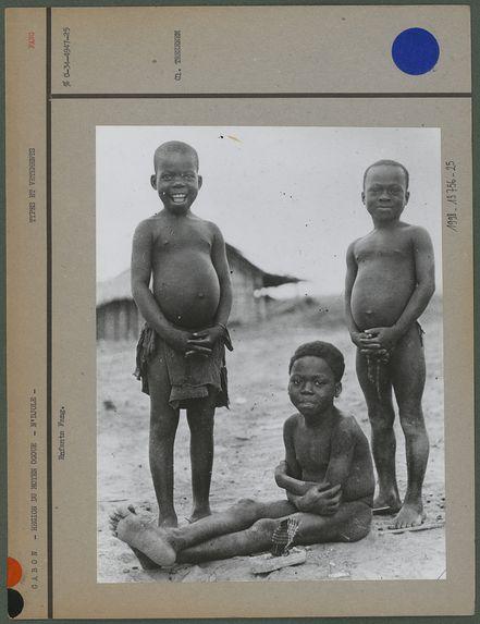Enfants pahouins